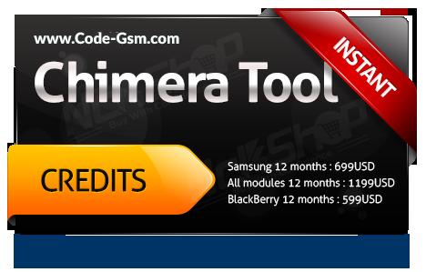 Chimera Tool Samsung Module